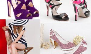 Bayanların Dolapların Bulunması Gereken Ayakkabılar