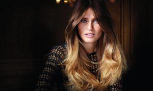 Uzun Ombre Saçlarla Gözde Olun