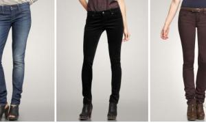 Skinny Jeanler Tarihe Karışıyor