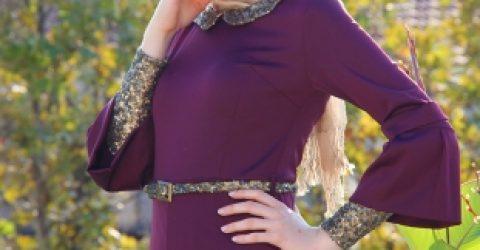 Moda Nisa Tesettür Bayan Tunik Modelleri