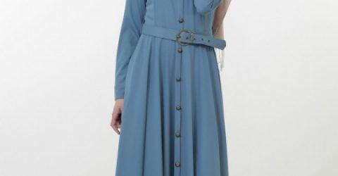 Loreen Tesettür Elbise Modelleri