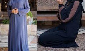 Namaz Elbiseleri Modelleri