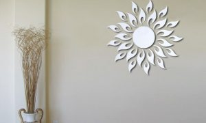 2015 Dekoratif Sticker Ayna Modelleri