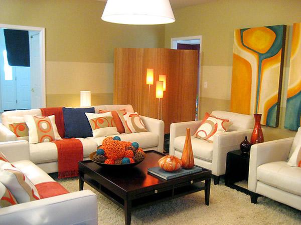 dekorasyonda-turunca-renk-kullanimi