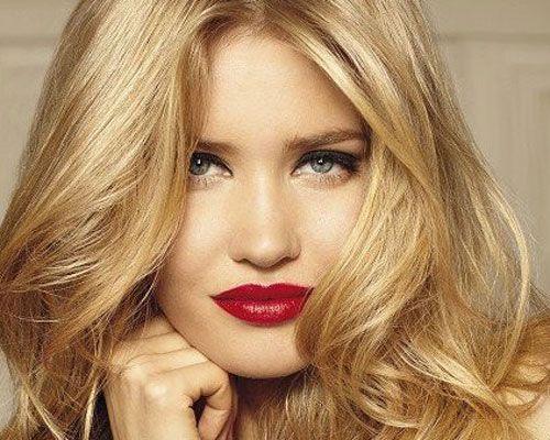 Altın Sarısı Saç Rengi Moda Sitesi Modasyonnet