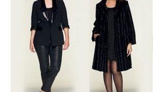 Büyük Beden Bayan Ceket Modelleri