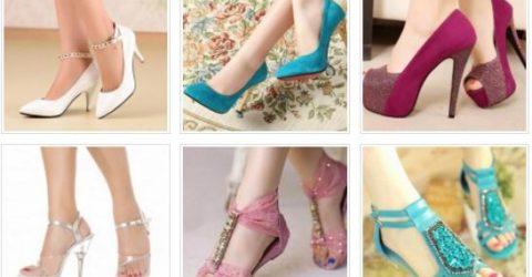 2016 En Trend Kadın Ayakkabı Modelleri