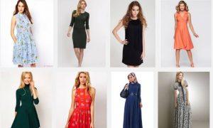 2016 Günlük Elbise Modelleri